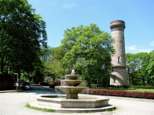 Toelleturm - Obere Barmer Anlagen
