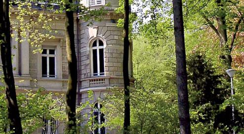 Trauort Elisenturm Wuppertal
