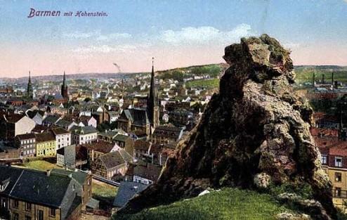 Historische Ansichtskarte Hohenstein