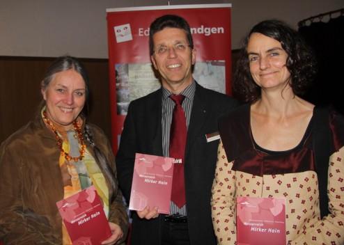 Buchpräsentation Mirker Hain Alexander Brigitte Helbig Thomas Dinnebier Antonia