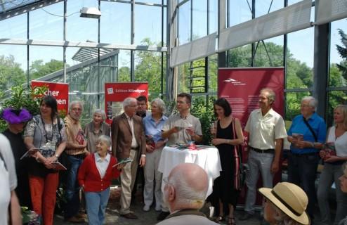 Die Autoren und Initiatoren von Buch und Ausstellung