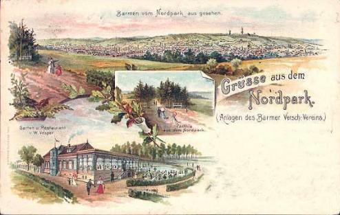 ansichtslarte-nordpark-panorama
