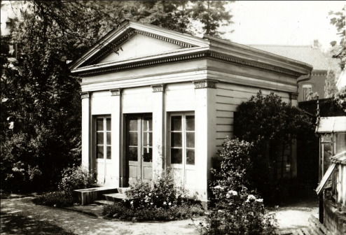 Aufnahme aus den ersten Jahrzehnten des 20. Jh