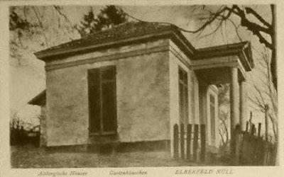 Gartenhaus Nueller Straße