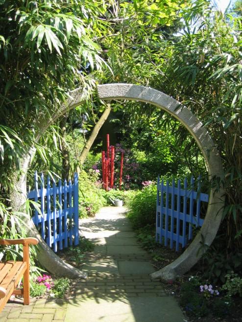 Gartenpforte Giesen Rauhausfeld