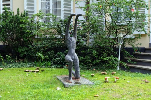 pilze-skulptur
